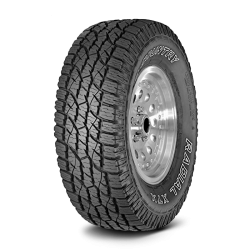 275/55R20 Wild Country...
